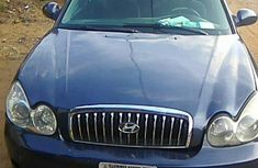 Hyundai Sonata 2002 Blue for sale