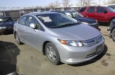 Clean Honda Civic 2009 Silver For Sale