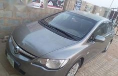 Nigerian Used Honda Civic 2007 Gray for sale