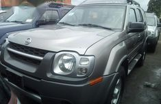 Nissan Xterra 2004 Gray for sale