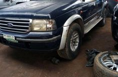 Ford Everest 2002 Blue for sale
