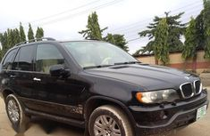 BMW X5 2003 Black for sale