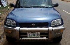 Toyota RAV4 1999 Blue for sale