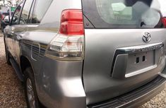 Toyota Land Cruiser 2010 Gray for sale