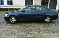 Honda Civic 2005 Blue For Sale
