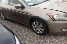 Honda Accord 2007 Brown for sale