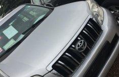 Toyota Landcruiser Prado 2010 Silver for sale