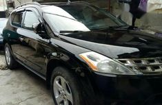 Clean Nissan Murano 2004 for sale