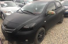 Toyota Yaris 2009 Black for sale