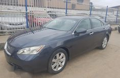 Clean New Arrival Tokunbo Lexus ES350 2009 Gray For Sale