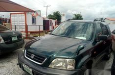 Honda Crv 2000 Green for sale