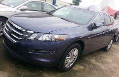 Honda Accord Crosstour 2012 Blue for sale