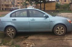 Hyundai Accent 2006 Blue for sale