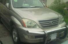 Lexus GX 470 2005 Gold for sale