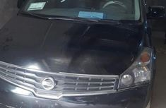 Nissan Quest 2008 Black for sale