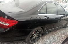 Mercedes Benz C250 2014 Black for sale