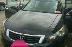 Honda Accord 2011 Black for sale