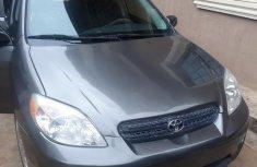 Toyota Matrix 2006 Gray for sale