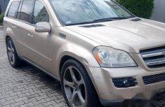 Mercedes-Benz GL Class GL450 2007 Gold