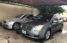 Clean Nigeria Used Nissan Sentra 2008 Silver