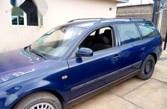 A Neat Volkswagen Passat 1998 Blue For Sale