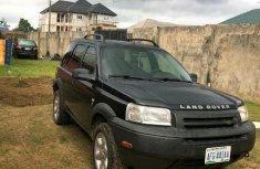 Land Rover Freelander 2005 Black for sale