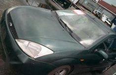 Nigerian Used Ford Focus 2004 Green