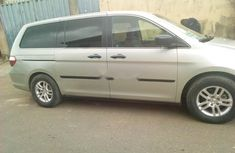 2006 Honda Odyssey Petrol Automatic