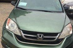 Honda CR-V 2010 Green for sale