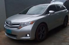 Few Months Used Toyota Venza 2012 Silver For Sale