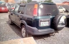 Honda CRV 1996 Green for sale