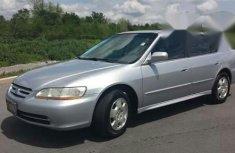 Honda Accord 2001 Silver for sale