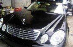 2005 Mercedes-Benz E320 Petrol Automatic