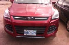 Ford Escape 2013 Red For Sale