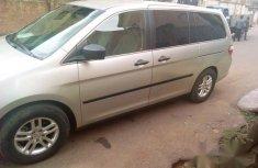 Honda Odyssey 2006 by owner