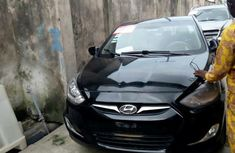 Very Clean Hyundai Accent 2012 Black for sale