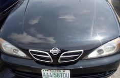 Nissan Primera 1998 Black For Sell