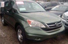 Honda CRV 2010 Green for sale