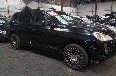 Clean Porsche Cayenne 2009 Black for sale
