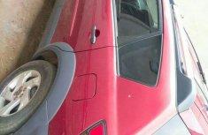 Pontiac Vibe 2003 Red