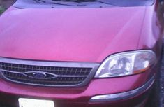 Ford Windstar 2000 Red for sale