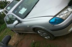 Nissan Almera 2002 Gray for sale