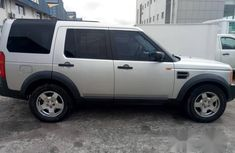 Land Rover-lr3 2007 Silver for sale