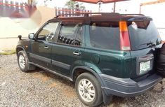 Honda CR-V 2000 Green for sale