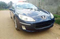Peugeot 407 2006 Blue for sale