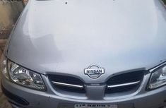Nissan Almera 2002 Silver for sale