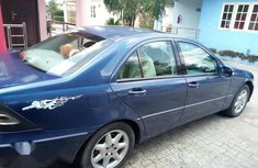Mercedes-Benz C230 2005 Blue for sale