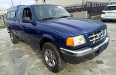 Ford Ranger 2004 Blue for sale