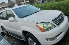 Lexus Gx470 2004 White for sale