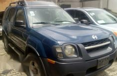 Nissan Xterra 2003 Blue For Sale